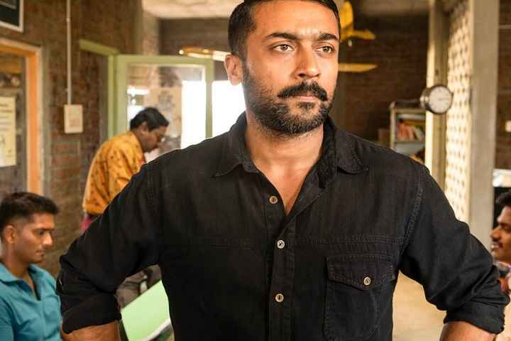 Suriya's Soorarai Pottru Makes Entry To The Shanghai International Film Festival