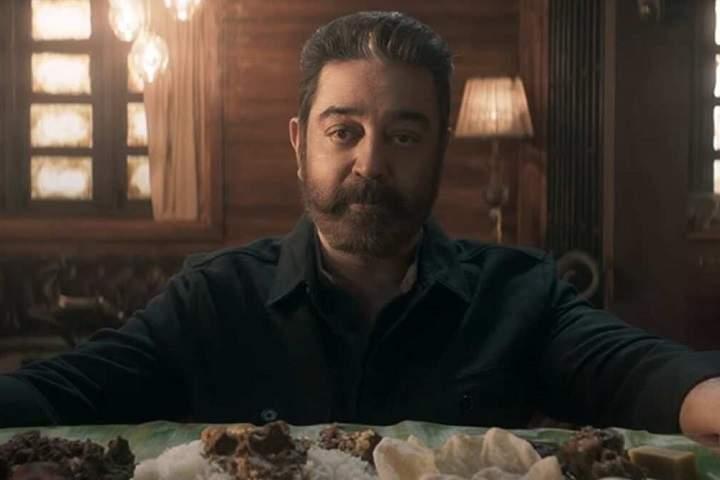 Goldmines Telefilms Bagged Hindi Dubbing Rights Of Kamal Haasan's 'Vikram' For A Huge Price!