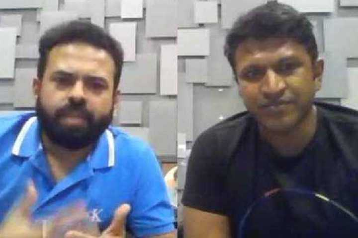 Yuvarathnaa Actor Puneeth Rajkumar Questioned Government Over 50% Occupancy In Theatres