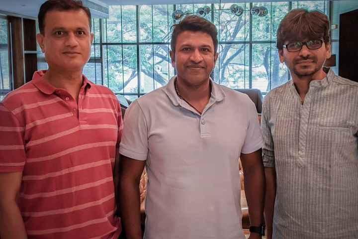 Puneeth Rajkumar To Reunite With Vijay Kiragandur Of Hombale Films After The Successful Yuvarathnaa
