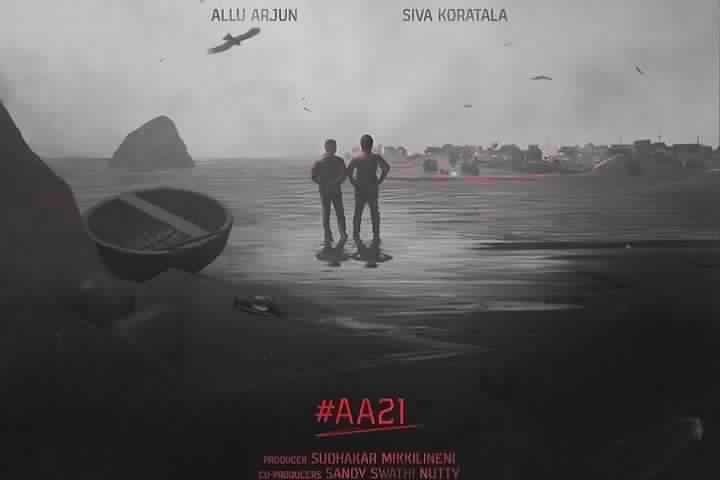 Allu Arjun Announces His Next Film With Director Koratala Siva