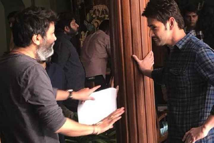 Mahesh Babu Joins Hands With Director Trivikarm After 11 Years For SSMB28