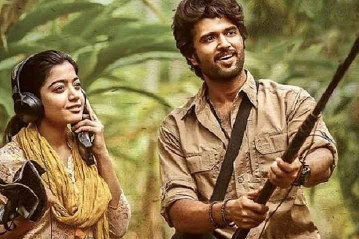 Rashmika Mandanna On 'Dear Comrade' Hindi Dubbed Version Crossing 250 Million Views, 'It Deserves It'