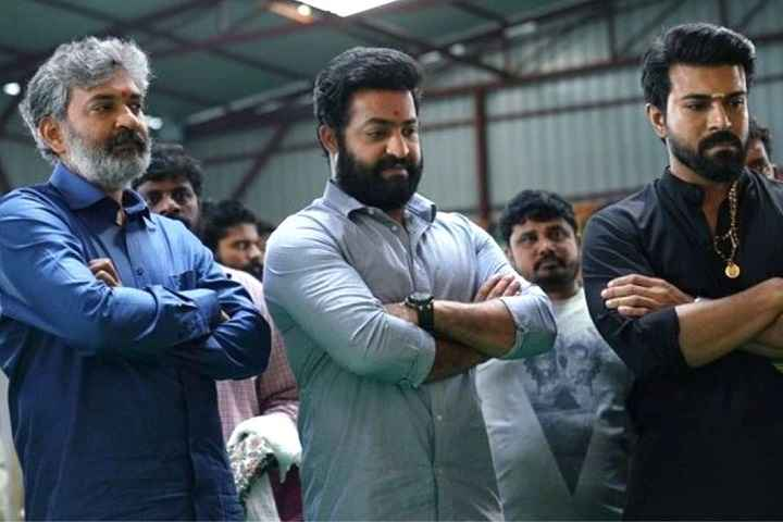 SS Rajamouli To Shoot A Promotional Song On Friendship Anthem For RRR Movie