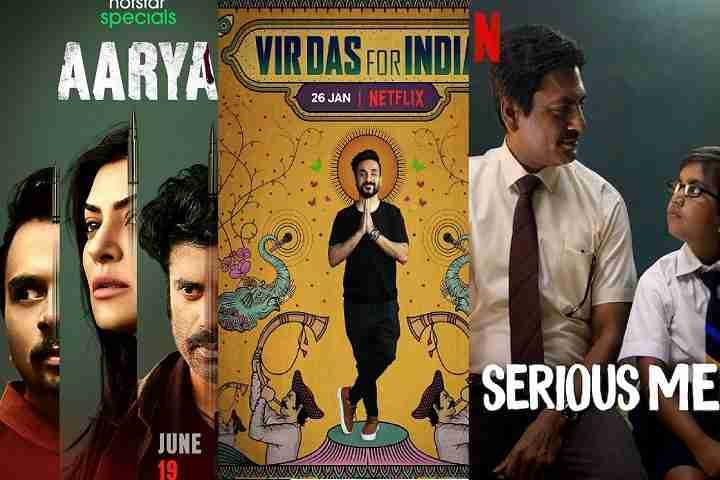 Nawazuddin Siddique, Vir Das, And Aarya Web Series Nominated For The International Emmy Awards 2021