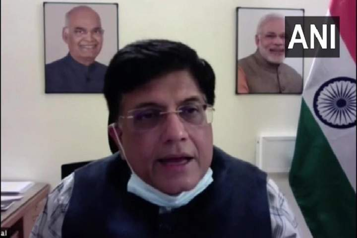 State Governments Should Keep Medical Oxygen Demand Under Control: Union Minister Piyush Goyal
