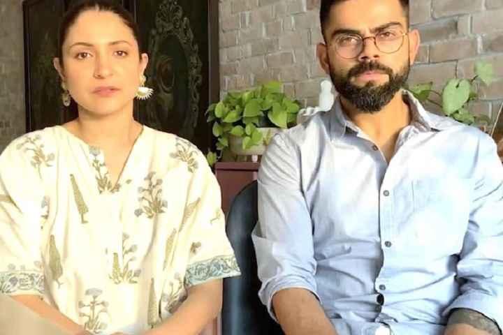 Virat Kohli And Anushka Sharma Launch Campaign To Raise Fund...