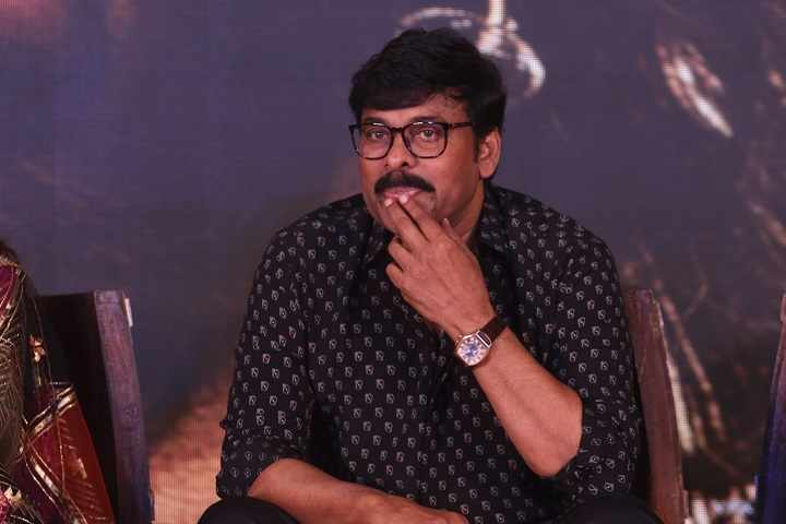 Chiranjeevi sees mega number of followers within a day of jo...