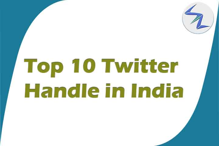 List of Most-Followed Twitter Handle in India