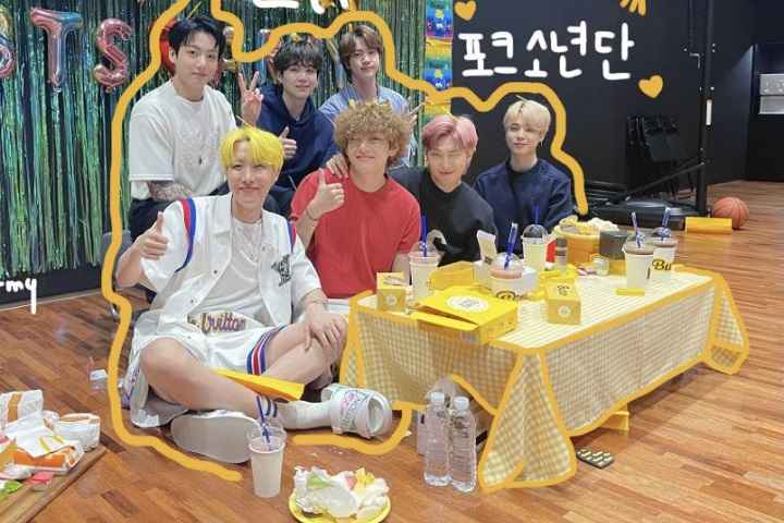 BTS' New Song 'Butter' Becomes The Fastest To Reach 10 Milli...