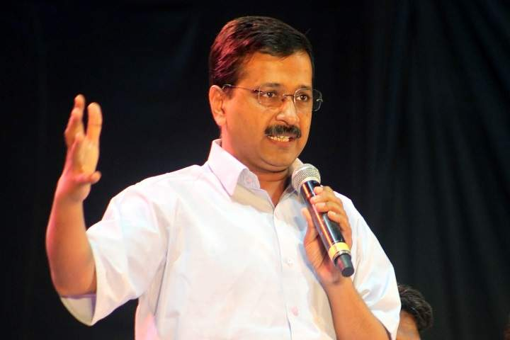 Kejriwal demands pledge 'there won't be another Nirbhaya', a...