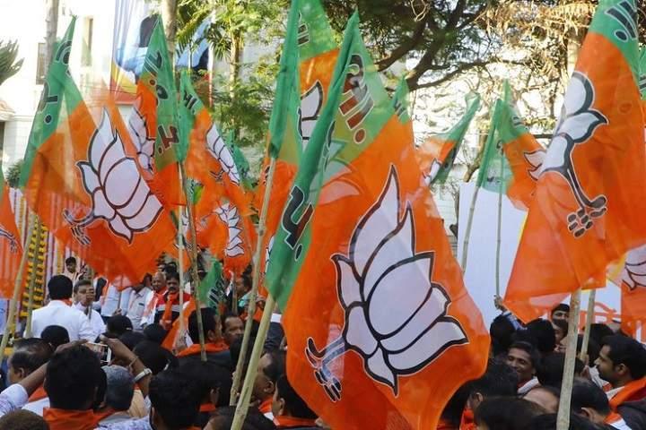 BJP Starts Mera Parivar Bhajapa Parivar Campaign