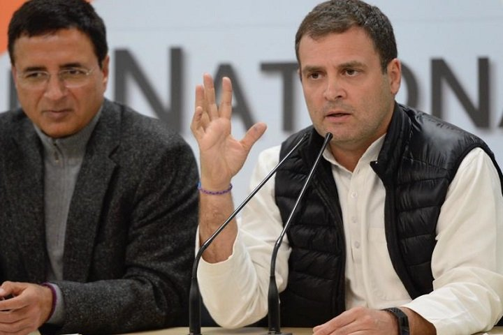 Rahul Gandhi Addresses Media On Rafale Deal