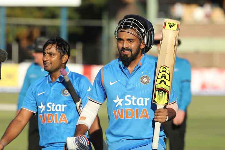 Rahul, Rayudu named in ODI squad for England; Rahane dropped