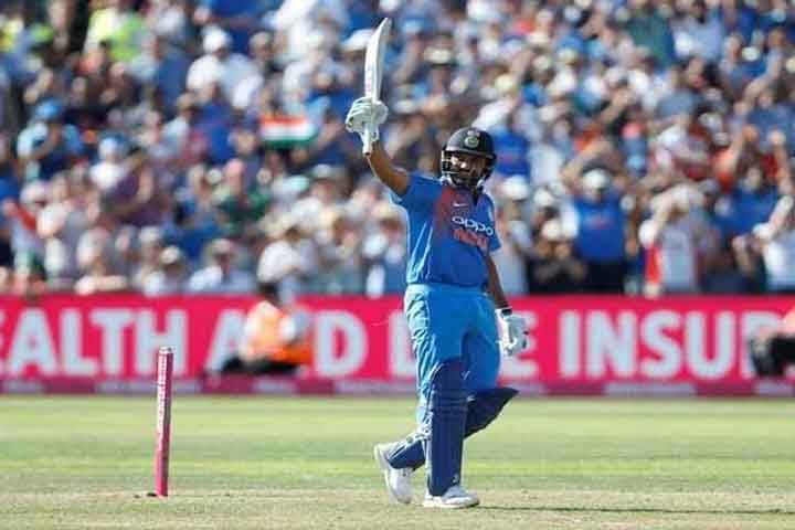 Rohit Sharma Special Guides India To Series Win
