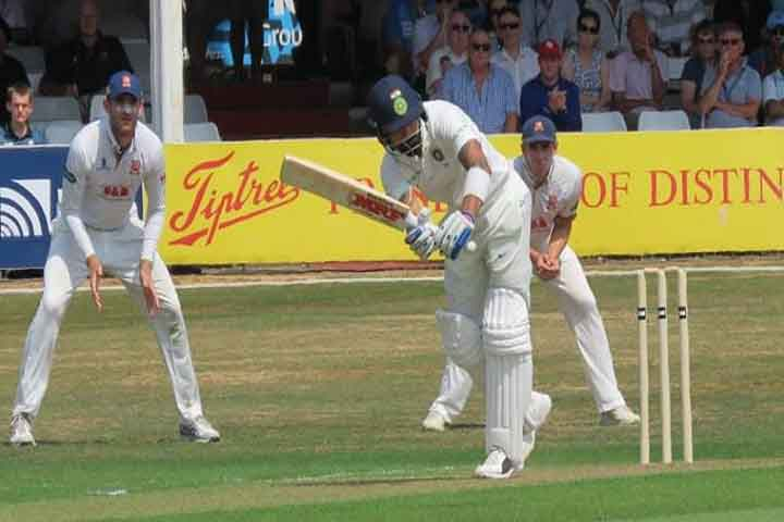 Indian Batsmen Shine As Essex-India Practice Match Ends With Draw