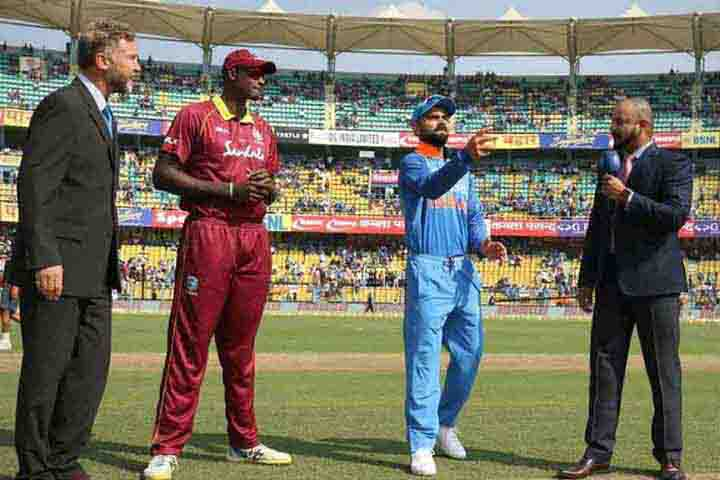 BCCI Announces Fixtures For Home Series Against West Indies
