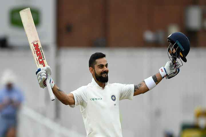 Virat Kohli Surpasses Lara To Become The Quickest To Reach 18,000 International Runs