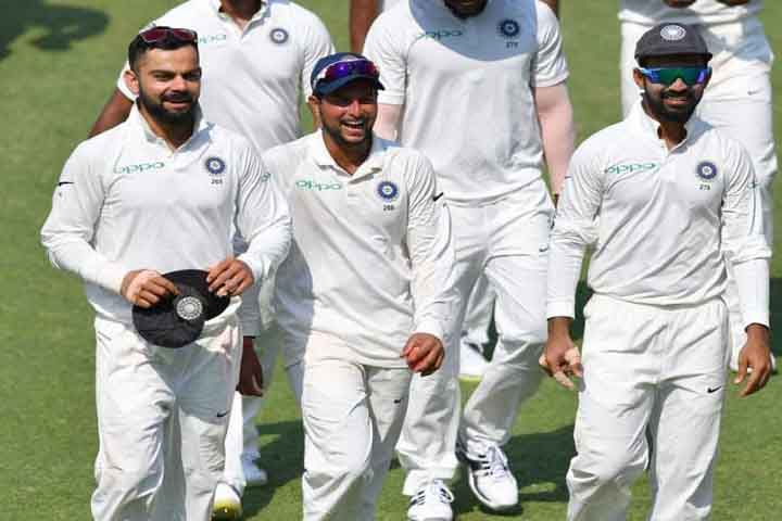 Dominant India Clean Sweep West Indies