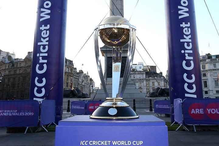 ICC Launches Cricket World Cup Super League To Determine Qua...