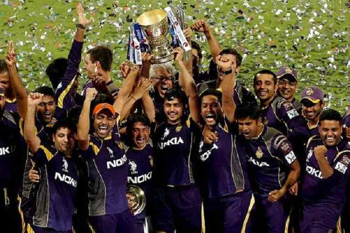 IPL 2020: Kolkata Knight Riders Full Schedule