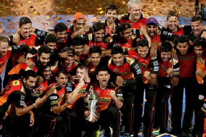 IPL 2020: Sunrisers Hyderabad Full Schedule
