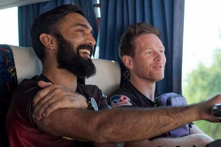 IPL 2020: Dinesh Karthik Hands Over Kolkata Knight Riders' Captaincy To Eoin Morgan
