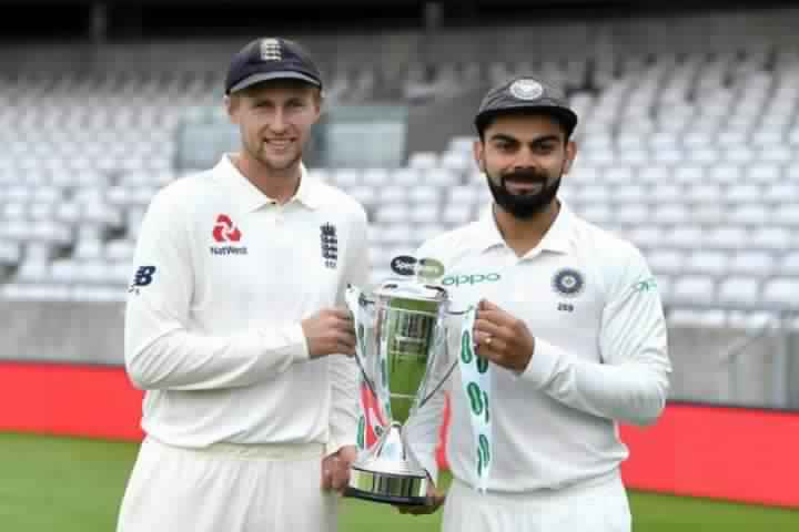 BCCI Announces India Squad For The First Two Tests Against E...