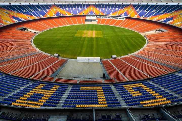 Team India and England Players Are Impressed Of World's Largest Cricket Stadium In Ahmedabad