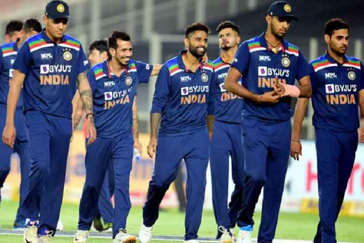 BCCI Announced Team India Squad For ICC Men's T20 World Cup