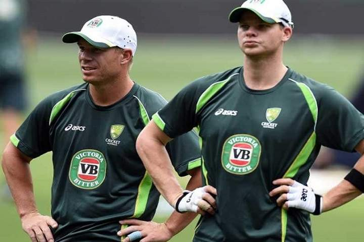 Steve Smith And David Warner Handed One Year Bans By Cricket Australia