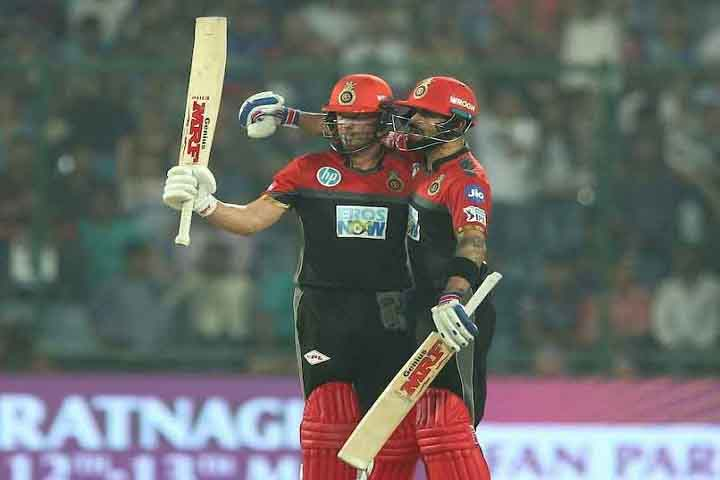 Virat, De Villiers Provide Much Needed Win to RCB