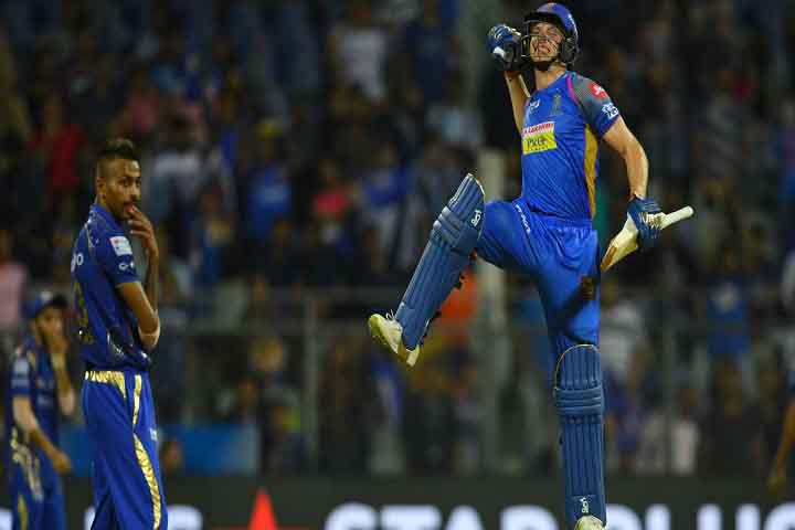 Unstoppable Buttler Scripts RR's Clinical Win