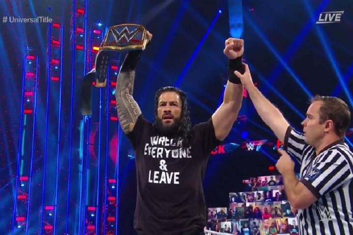 WWE Payback 2020 Result: Roman Reigns Vs. The Fiend Bray Wyatt Vs. Braun Strowman Match Winner