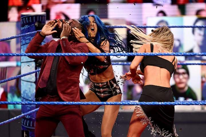 WWE TLC 2020 Winner Prediction For Sasha Banks Vs. Carmella