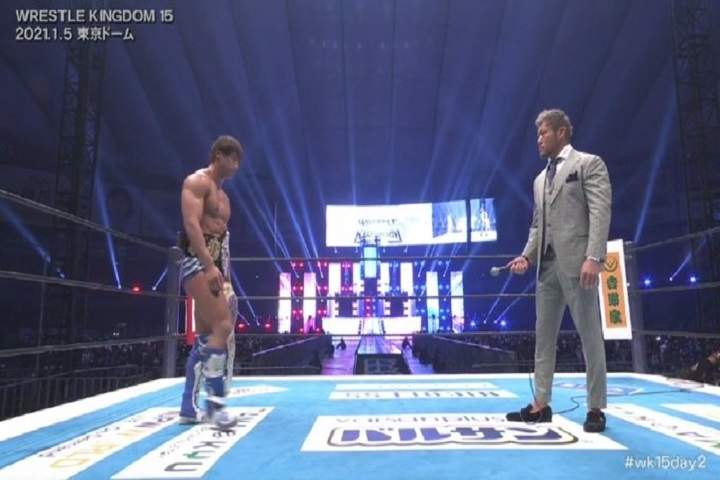 SANADA Emerges As The New Challenger For IWGP Heavyweight And Intercontinental Champion At Wrestle Kingdom 15