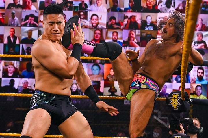 WWE 205 Live Results: January 29, 2021: Full Results, Highlights, Winners