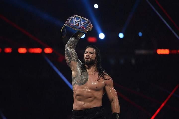 Top 10 Longest Reigning WWE Universal Champions