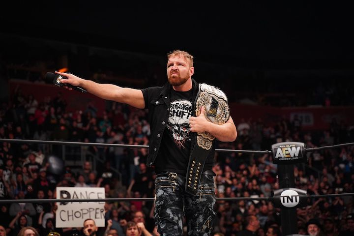 Updated List Of Current AEW Champions
