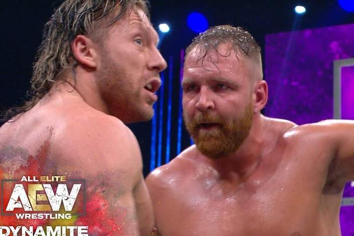 Jon Moxley Vs. Kenny Omega To Happen In An Exploding Barbed Wired Deathmatch At AEW Revolution