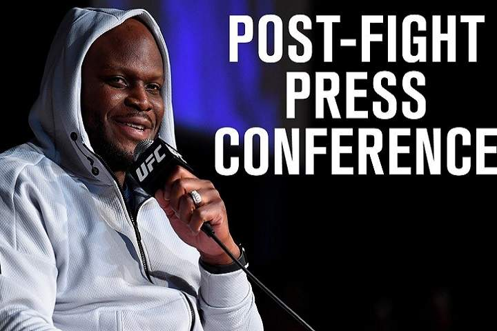 UFC Vegas 19: Post-Fight Press Conference | Live