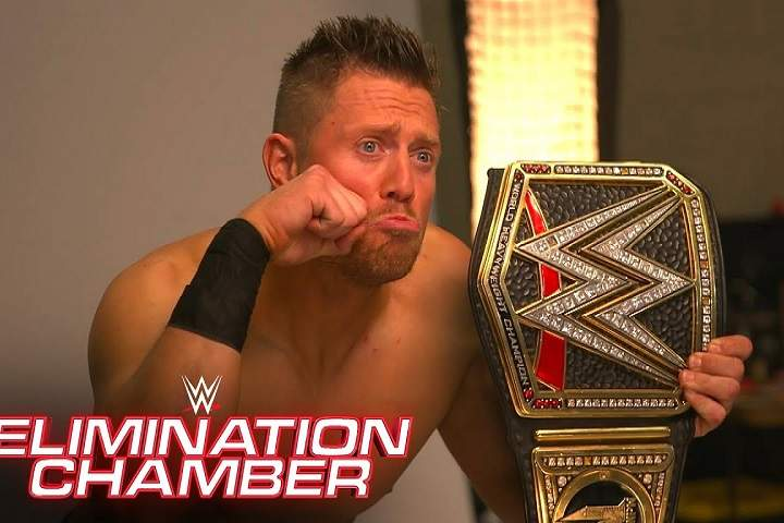 The Miz Cherishes Awesome First Moments With Title(Video)