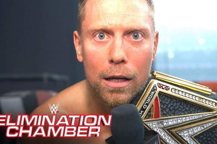 I Pray That There Are Thousands Upon Thousands Millions Of Angry Miz Girls, The Miz Sends Message To Internet Fans