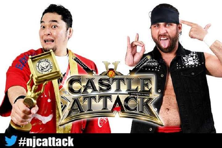 Chase Owens Vs. Toru Yano To Happen In A YTR Style Strap Match Saturday At Castle Attack