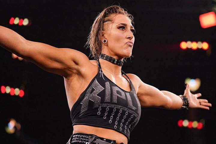 Rhea Ripley Officially Moves To WWE Raw