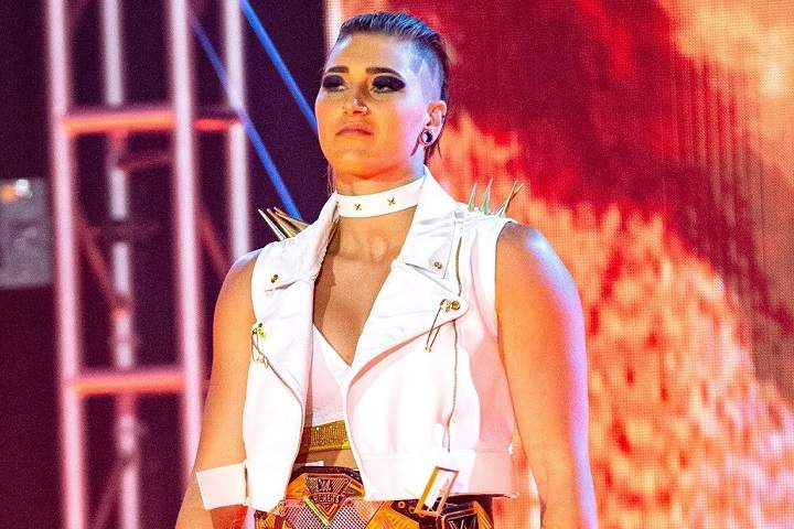 Strap That Rocket To Her Back, And See How Far She Can Fly, Mick Comments On Rhea Ripley Raw Debut
