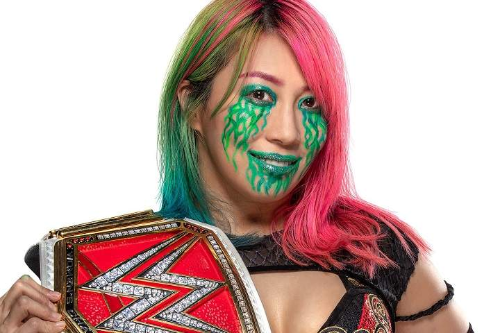 Raw Women's Champion Asuka Losses A Tooth After Taking A Stiff Kick From Shayna Baszler