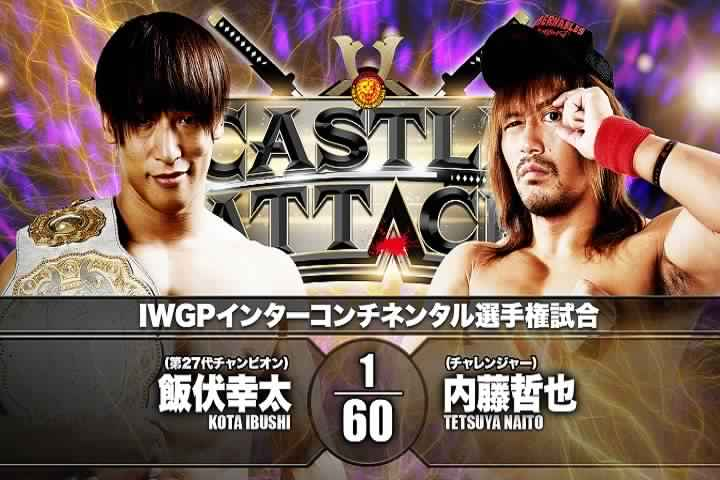 NJPW Castle Attack Night Two Results, February 28, 2021: Winners, Highlights