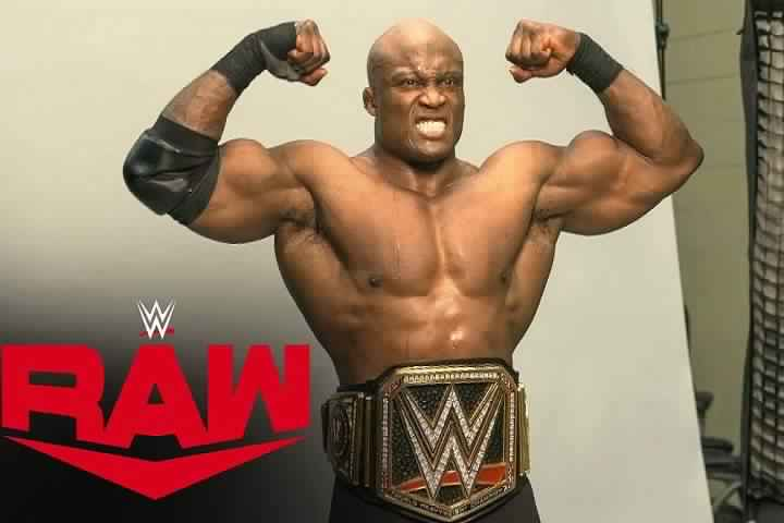 (Video)Bobby Lashley Finally Holds WWE Title After 16-Year Journey