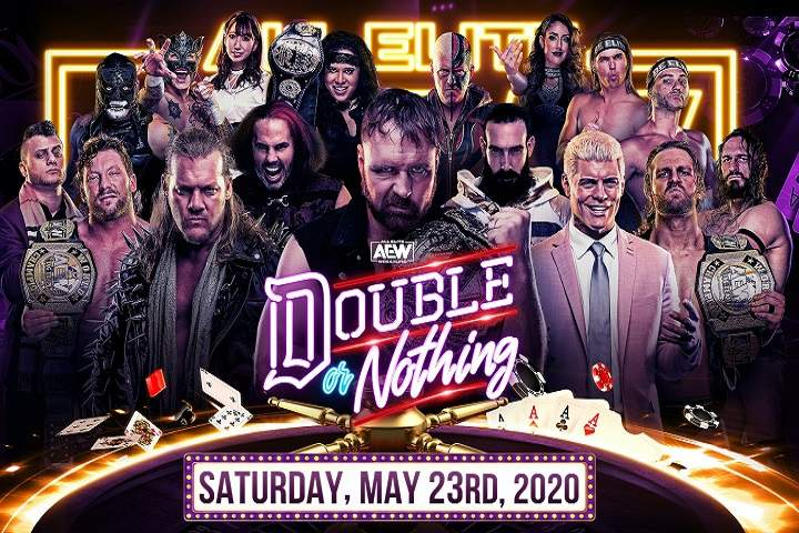 AEW Double or Nothing 2020 Results: Winners, Matches, Venue, Attendance